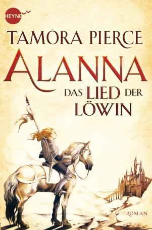 Alanna - Das Lied der Loewin von Tamora Pierce