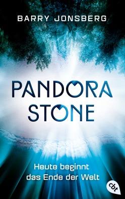 Pandora Stone - Heute beginnt das Ende der Welt von Barry Jonsberg